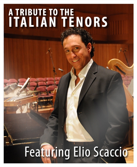 A Tribute to the Italian Tenors